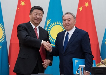 China-Kazakhstan relations take off on the wings of dreams